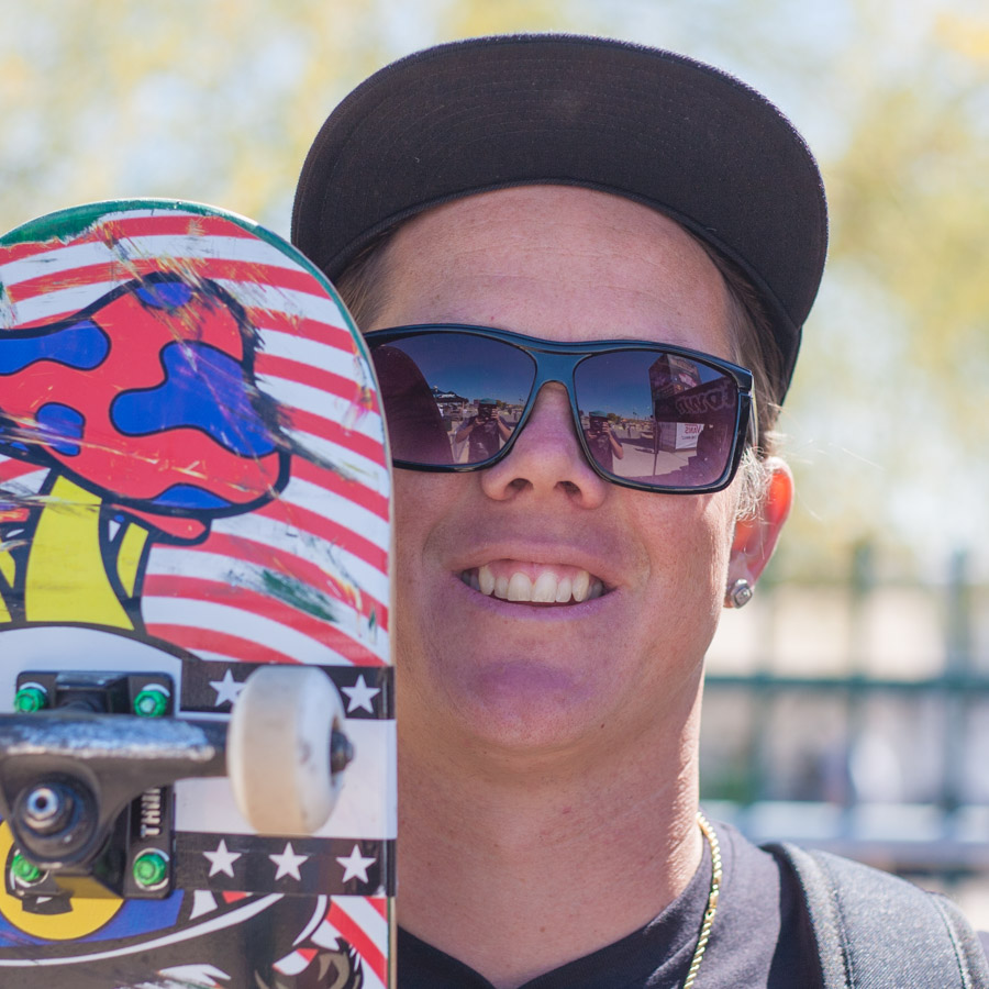 Brandon Payne Skateboarding Profile