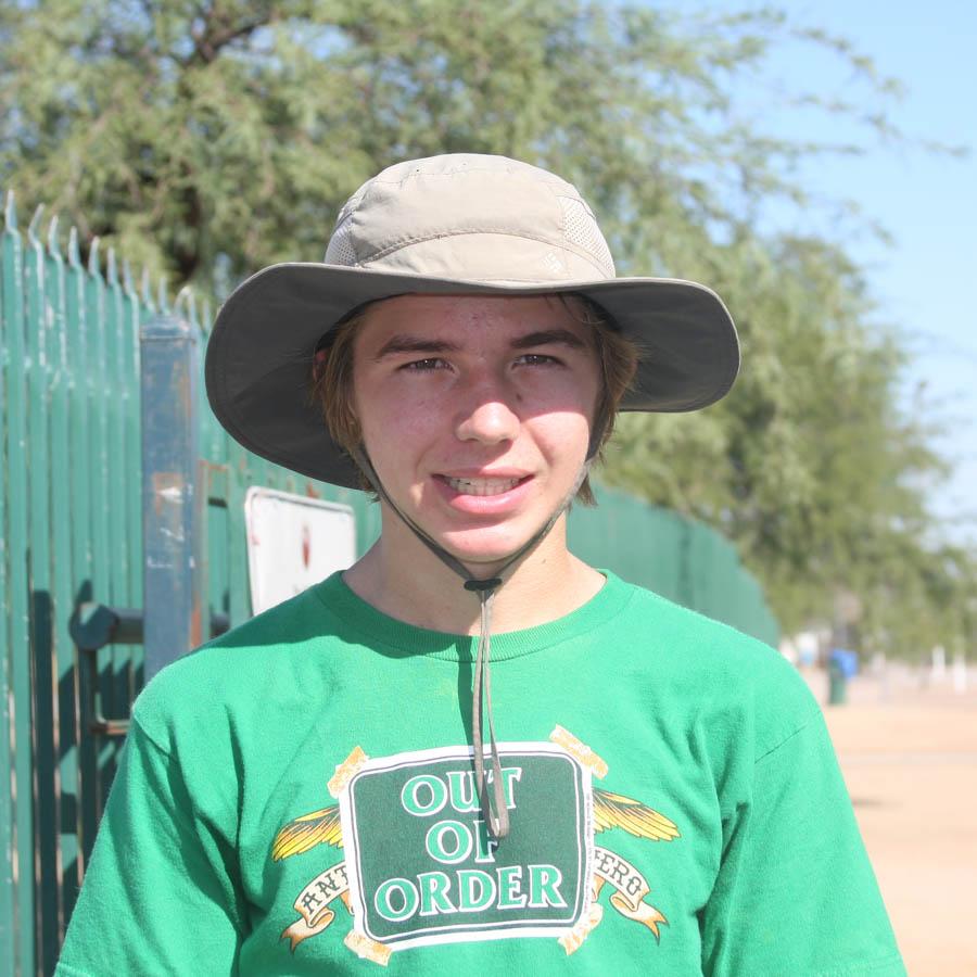 Zachary Jordan Skateboarding Profile