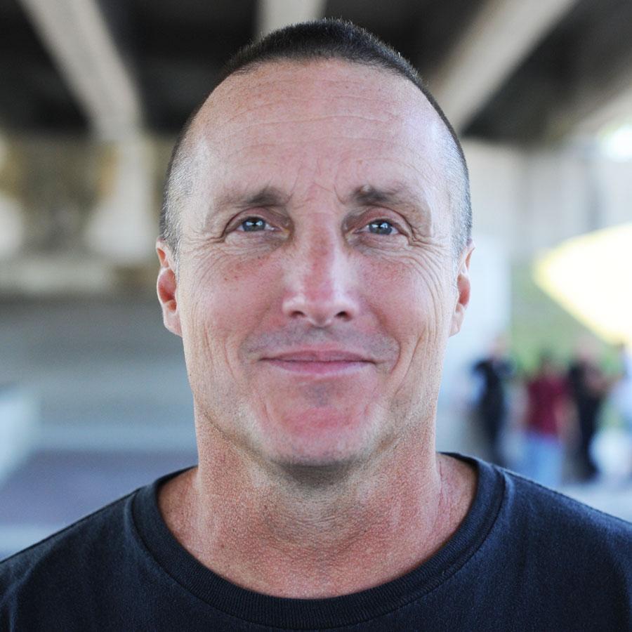 Mark Carpenter Headshot Photo