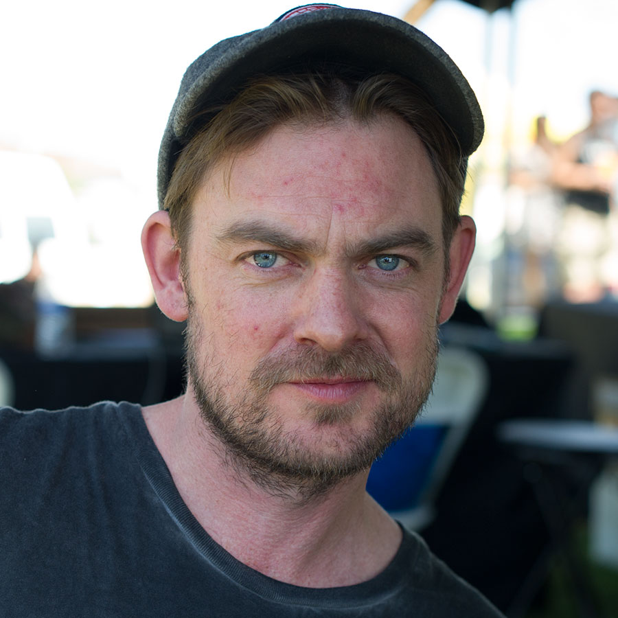 Clint Peterson Headshot Photo