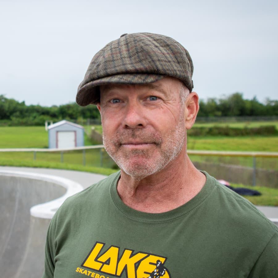 Dan Booger Brown Headshot Photo