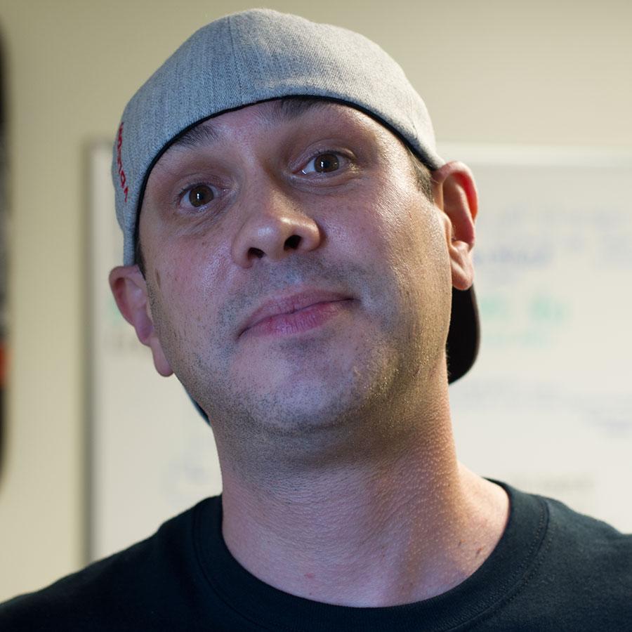 Joe Penvose Headshot Photo