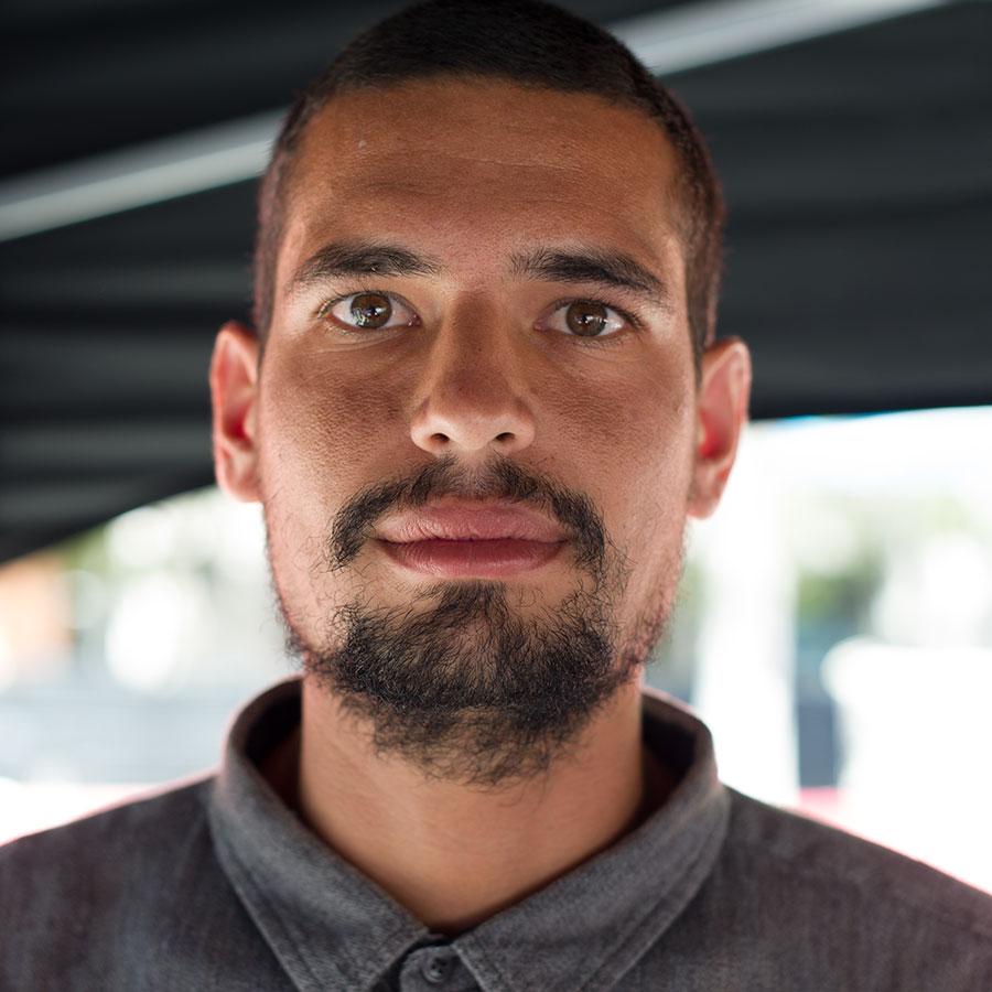 Alexandre Massotti Headshot Photo