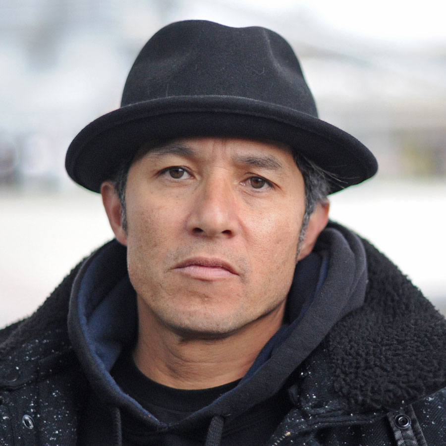 Christian Hosoi Headshot Photo