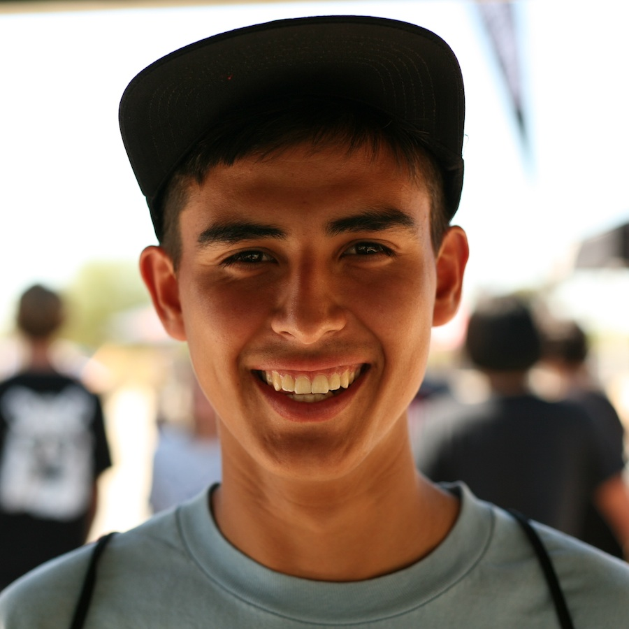 Cristian Ramsburgh Skateboarding Profile