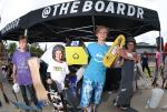Nash Barfield, Tyler Loftus, and Michael Marcel  took home the top 3 spots for Bowl 9 and Under.
