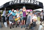 Autumn Tust, Jordan Santana, Emily Headson took home the top 3 spots for Bowl Girls.