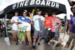 Omar Delgado, Jeff Walcott, and Jimmy Marcus took home the top 3 spots for Bowl Masters.