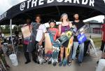 Robby Mason, Alex Loftus, and Autumn Tust took home the top 3 spots for Bowl Sponsored.