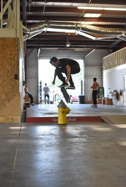 Scenes from The Boardr HQ Free Skate Sessions - Flick