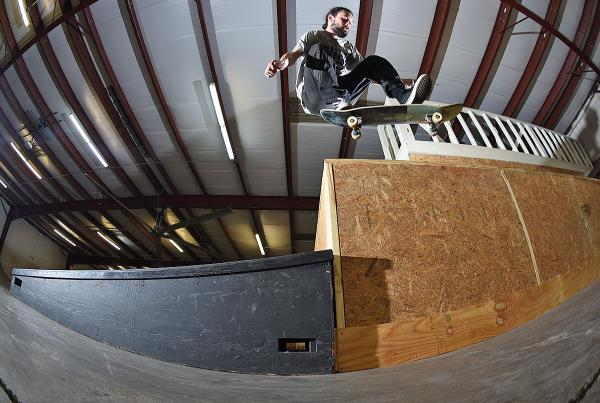 Scenes from The Boardr HQ Free Skate Sessions - Wallie
