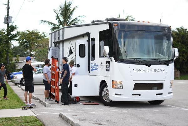 GFL Fort Lauderdale 2017 - Setup