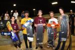 Jake Yanko, Malique Simpson, and Mike Post took home the top 3 spots for Street 16 to 29.
