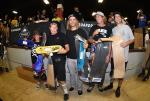 Omar Delgado, Nick Alfala, and Mike Rogers took home the top 3 spots for Street 30 and Up.