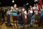 Nash Barfield, Phoenix Sinnerton, and Elijah Wolcott took home the top 3 spots for Bowl 9 and Under.