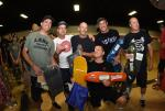 Mike Rogers, Mark Carpenter, and Tab Textor took home the top 3 spots for Bowl Grand Masters.