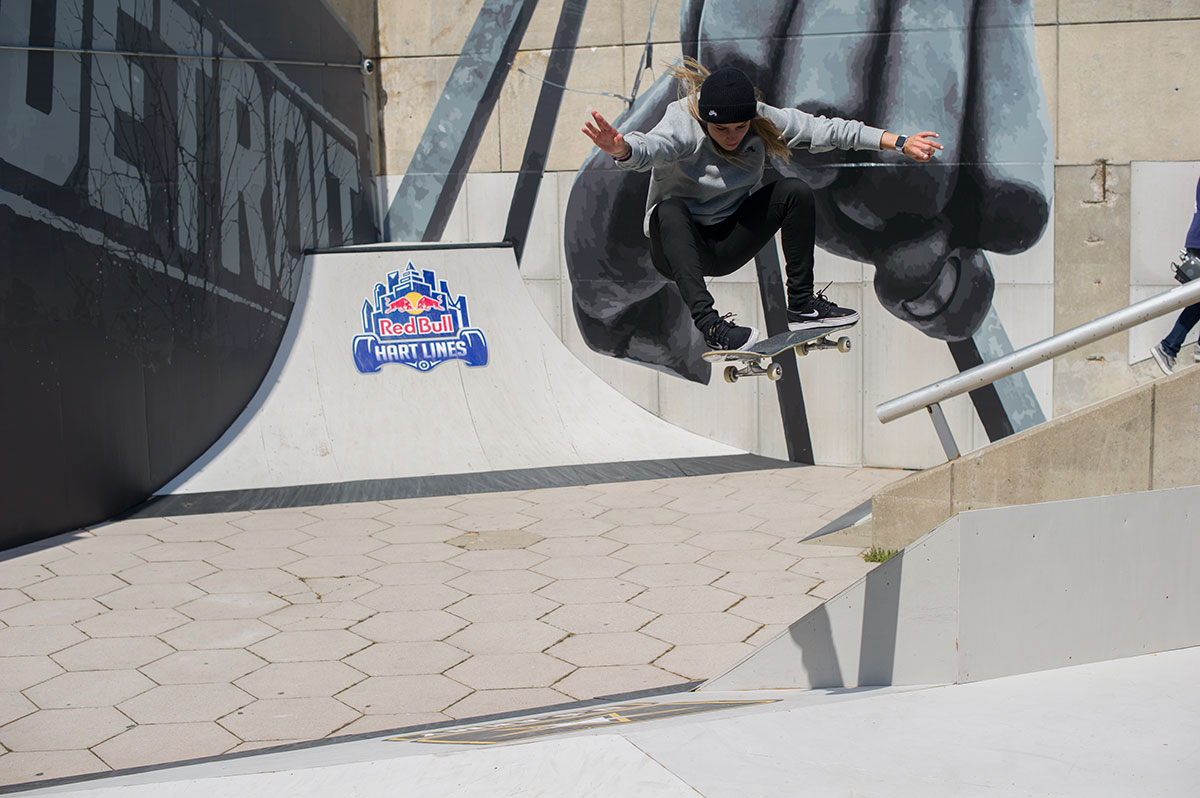 Work and Lurk in Detroit - FS Ollie Hart Lines