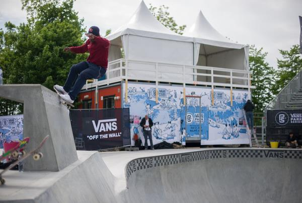 Vans Park Series at Malmo - Smith Stall