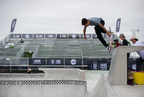 Vans Park Series at Malmo - Noseblunt