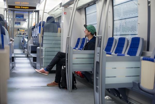 Vans Park Series at Malmo - The Train