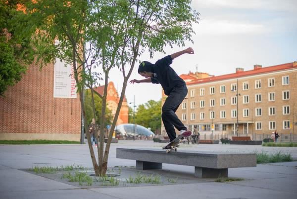 Vans Park Series at Malmo - BSNG 180 Out