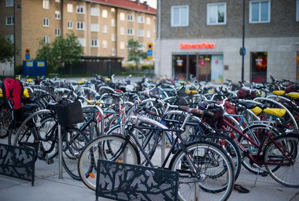 Vans Park Series at Malmo - Bikes