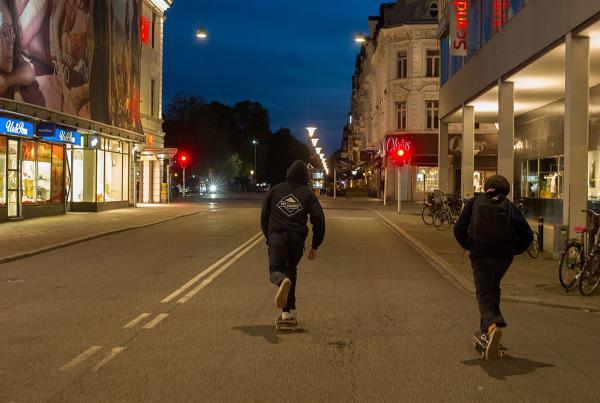 Vans Park Series at Malmo - Empty Streets