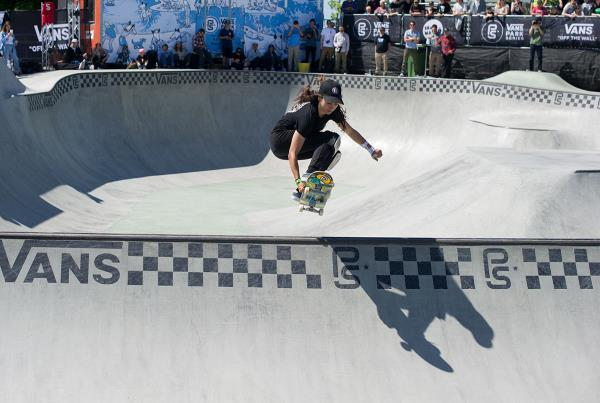 Vans Park Series at Malmo - Spine Air
