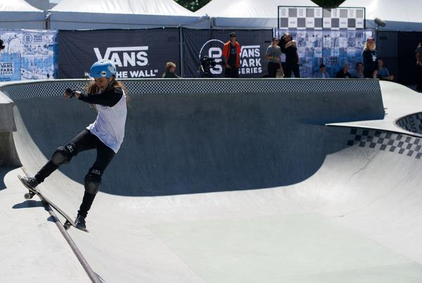 Vans Park Series at Malmo - Frontside Disaster