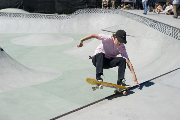 Vans Park Series at Malmo - Layback
