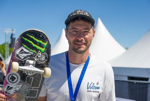 Vans Park Series at Malmo - Rune Wins