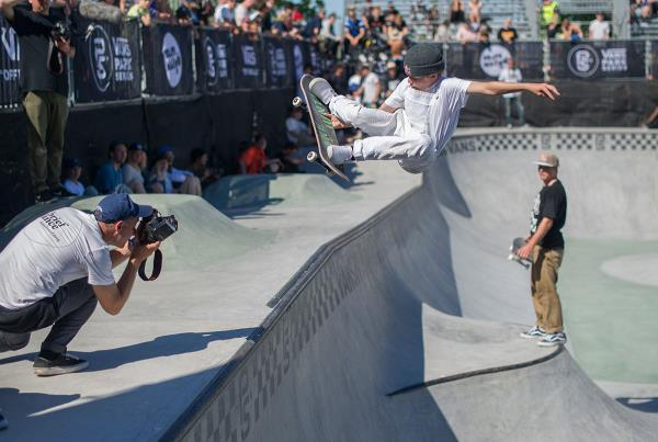 Vans Park Series at Malmo - Stale Fish