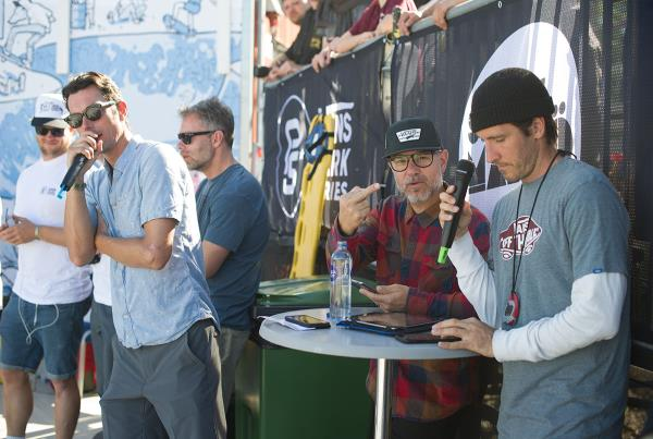 Vans Park Series at Malmo - Announcers