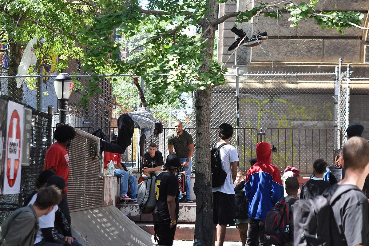 The Boardr Amateur Skateboarding at NYC - Carver