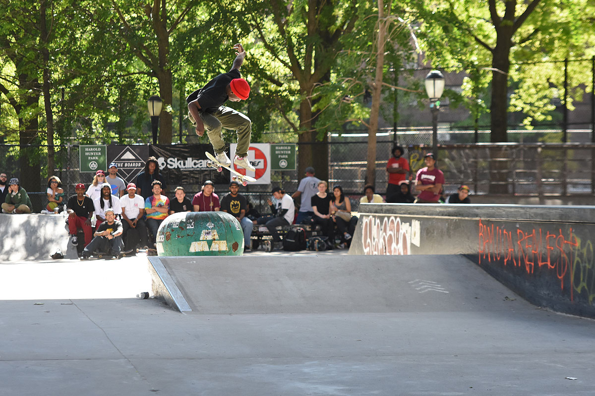 The Boardr Amateur Skateboarding at NYC - Top NYC Skater