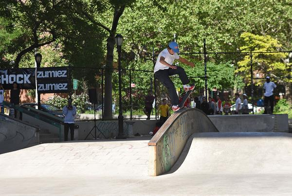 The Boardr Amateur Skateboarding at NYC - NG Pop Out