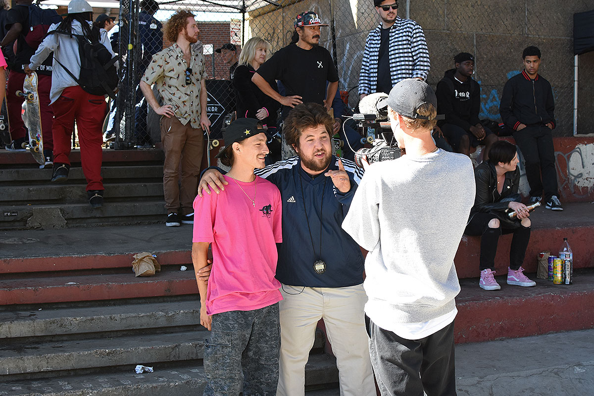 The Boardr Amateur Skateboarding at NYC - Wrap Up