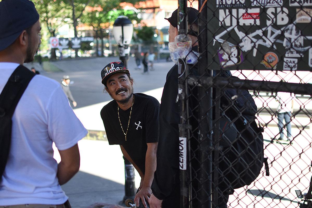 The Boardr Amateur Skateboarding at NYC - Spencer
