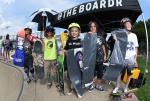 Josiah Jones, Elijah Walcott, and Ryan Saueracker took home the top 3 spots for Bowl 9 and Under.
