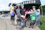 Serres Rossing, Beck Erskine, and Tyson Butler took home the top 3 spots for Bowl 10 to 12.