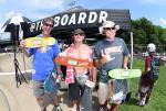 Nate Holder, Pat Dewitt, and J.D. Murr, took home the top 3 spots for Bowl Masters.