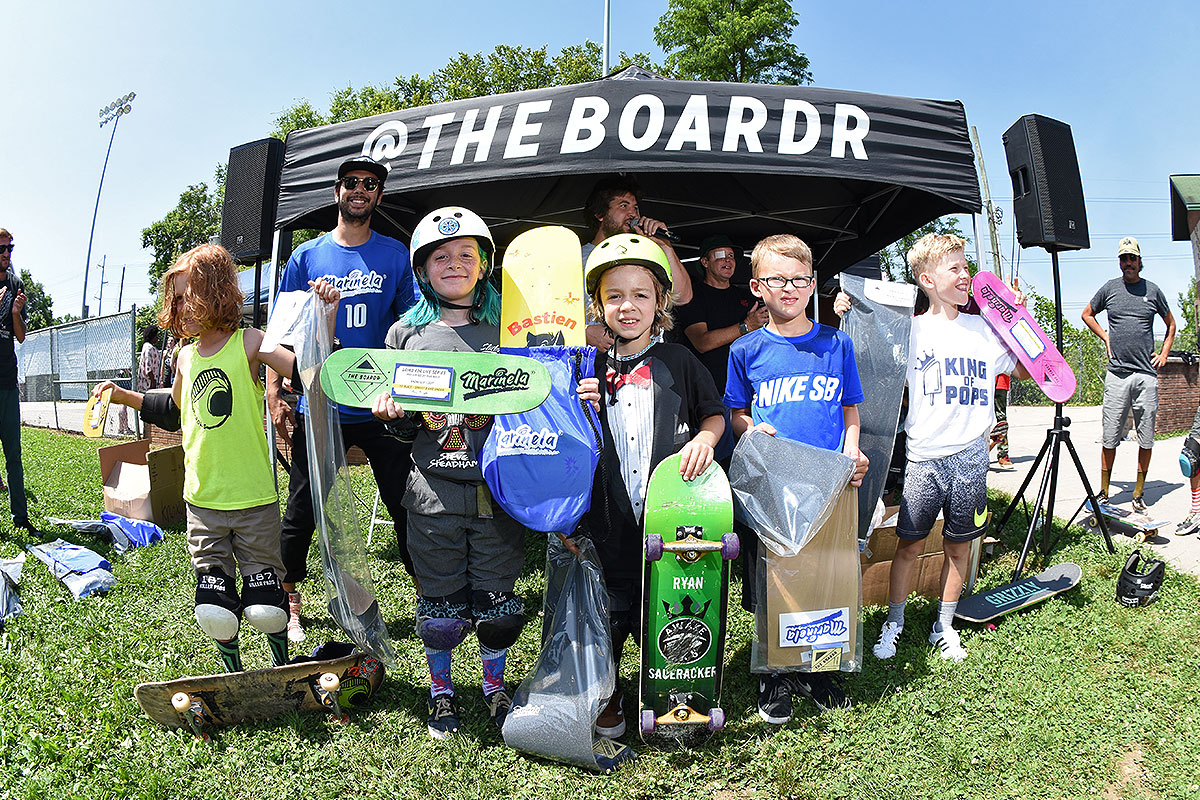 Grind for Life at Knoxville 2017 - Street 9 and Under