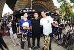 Carlo Carezzano, Austin Sierra, and Jake Ilardi, took home theta 3 spots for the G-Shock Best Trick.