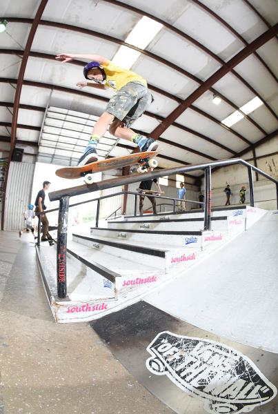 Grind for Life Series at Houston - Back 50