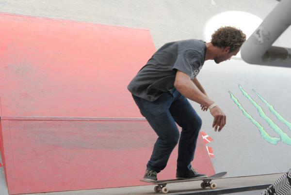 Arto Sarri at Copenhagen Pro