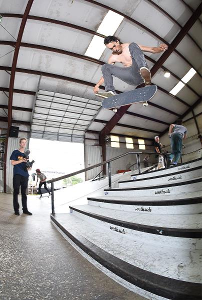 Grind for Life Series at Houston - FS Flip