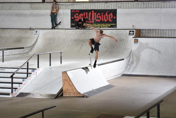 Grind for Life Series at Houston - Nose Blunt