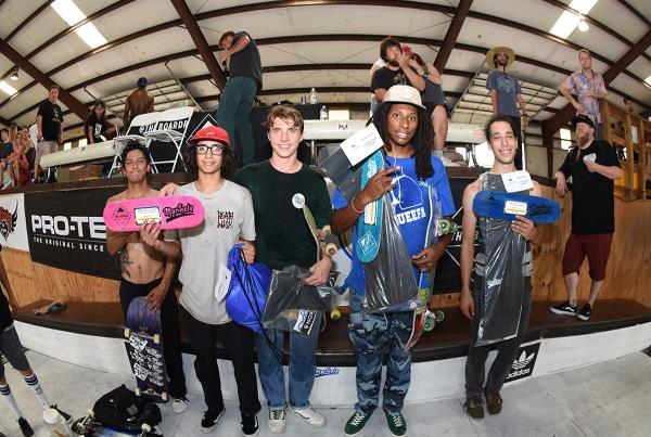 Grind for Life Series at Houston - Street Sponsored
