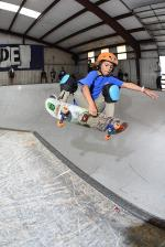 Grind for Life Series at Houston - Frontside Air