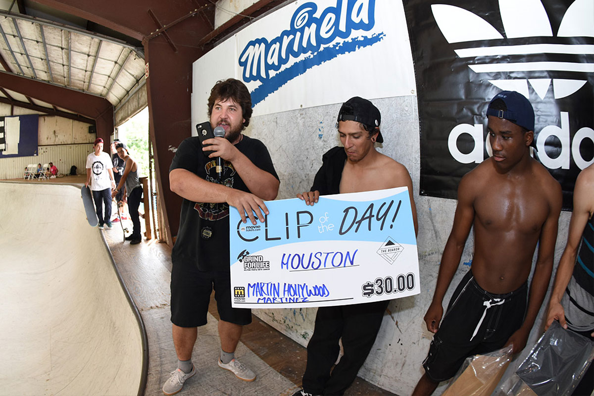 Grind for Life Series at Houston - MTCOTD